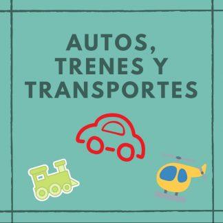Autos Trenes y Transportes
