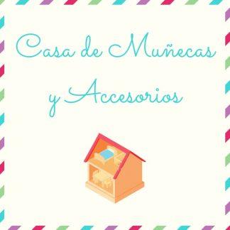 Casa de Muñeca y Accesorios