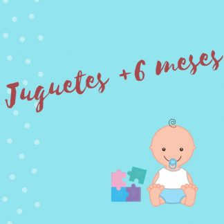 Juguetes +06 meses