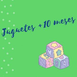 Juguetes +10 meses