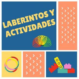Laberintos y Actividades