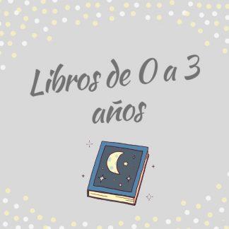 Libros 0 a 3 años