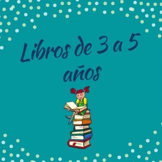 Libros 3 a 5 años