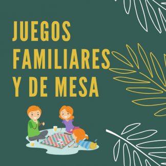 Juegos Familiares y de Mesa